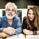 Produzione ad AGON, Maria Elisabetta Marelli, Hubert Westkemper ph Diego Ronzio