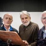 Le voci: Francesco Paolo Salvi, Roberto Carusi, Roberto Marelli, produzione ad AGON, ph Diego Ronzio