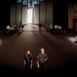 Maria Elisabetta Marelli e Hubert Wesktemper, TURING a staged case history. ph Diego Ronzio
