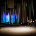 Laser Pendulum, TURING a staged case history. ph Diego Ronzio
